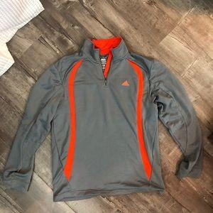 Adidas Thermal Quarter Zip Jacket Medium